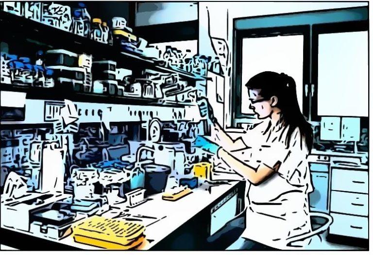 создание химической рецептуры
